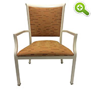Stacking Bariatric Dining Chair - SPFRANDOLPH