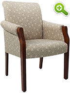 Anthony High Back Chair - SPFANTHONY