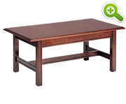 Chippendale Leg Coffee Table - SPFTLC13
