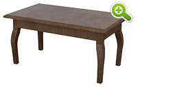 Carnegie Hill Coffee Table - SPFCH35